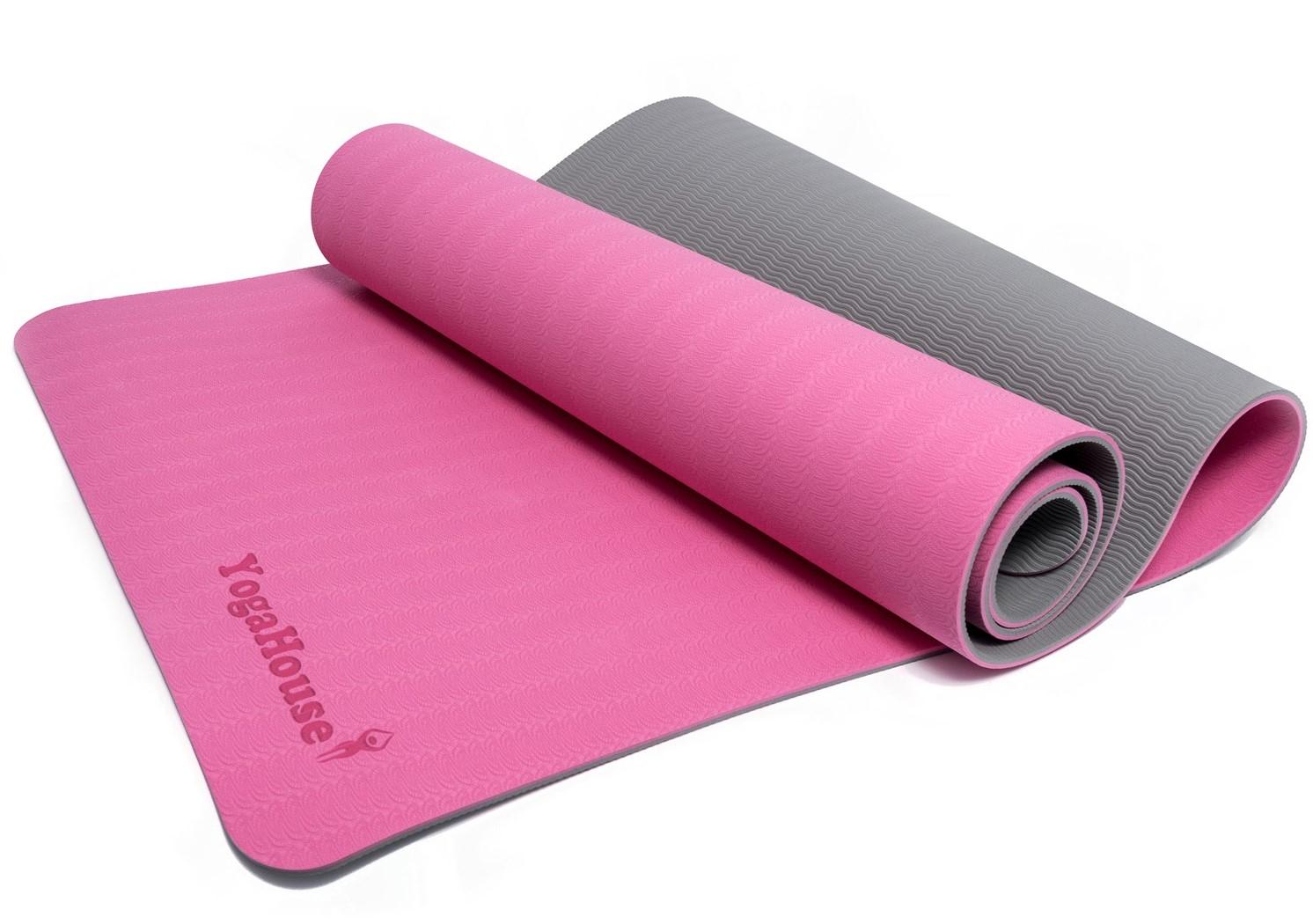 6d70aee9507 Постелкa за йога от Yoga House с Подарък Чанта