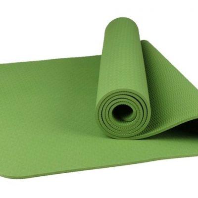 екологична постелка за йога