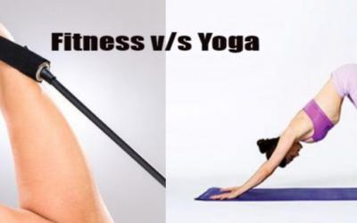 Каква е разликата между Йога и Фитнес?